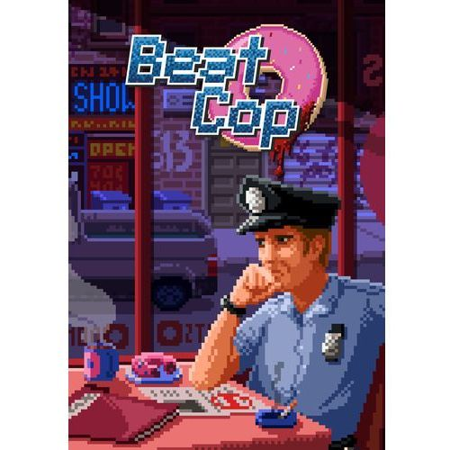 Kod aktywacyjny Gra PC Beat Cop + Bonus