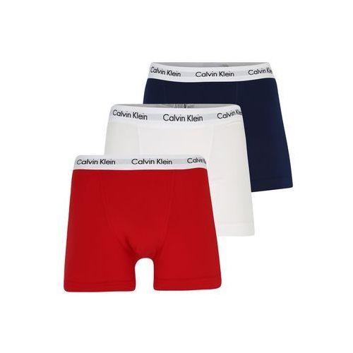 underwear bokserki atramentowy / czerwony / biały, Calvin klein, S-XL