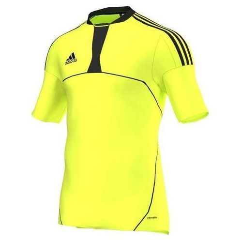 Koszulka juniorska Adidas Pepa D87386 limonka