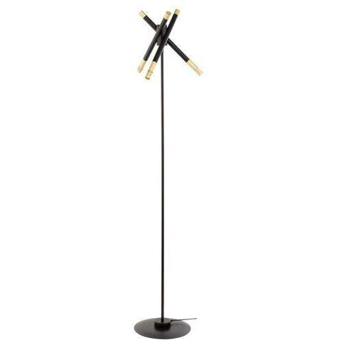 Sigma Lumen Gold 33224 lampa stojąca podłogowa 3x40W G9 czarna