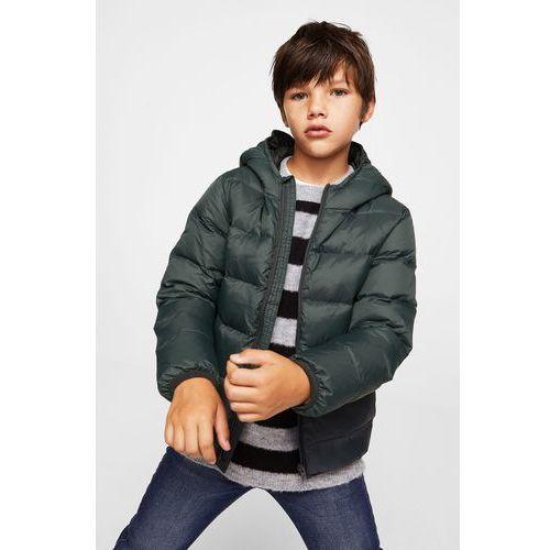 Mango kids - kurtka puchowa dziecięca unico 116-164 cm