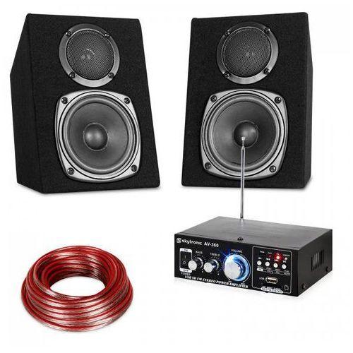 Electronic-star zestaw hi-fi stereo usb sd mp3 30w (4060656072154)