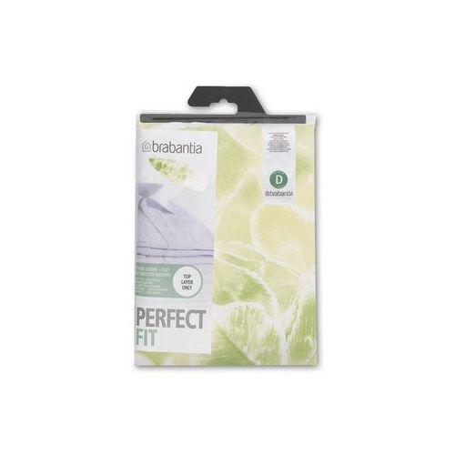 Brabantia - pokrowiec na deskę do prasowania 135 x 45cm - pianka 2mm - leaf clover