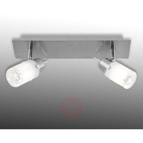 Lampa punktowa LeuchtenDirekt 11932-55 GU10, (DxSxW) 39 x 19 x 16 cm, stalowy, Max