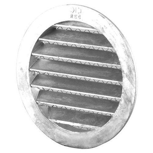Kratka wentylacyjna ścienna KWO DN 100 - DN 500 Średnica [mm]: 100