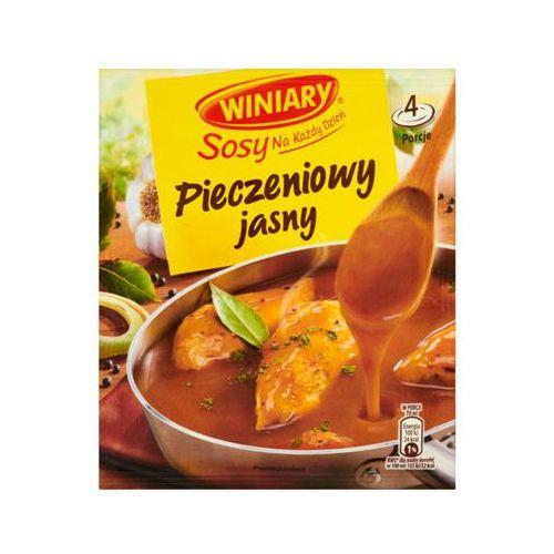 30g sosy na każdy dzień sos pieczeniowy jasny marki Winiary