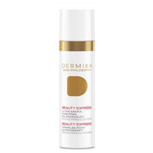 beauty express wrinkles-point ultratherapy ultraterapia punktowa na zmarszczki marki Dermika