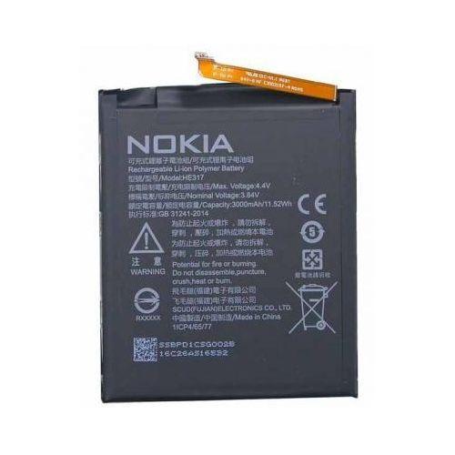 Nokia Bateria 6 he335 he317 3000mah oryginalna (8596311010552)