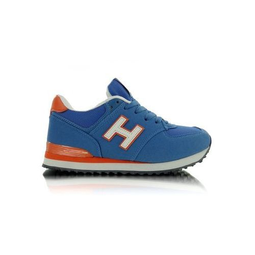 Buty sportowe model kb7a-sa1255 blue/orange marki Heppin
