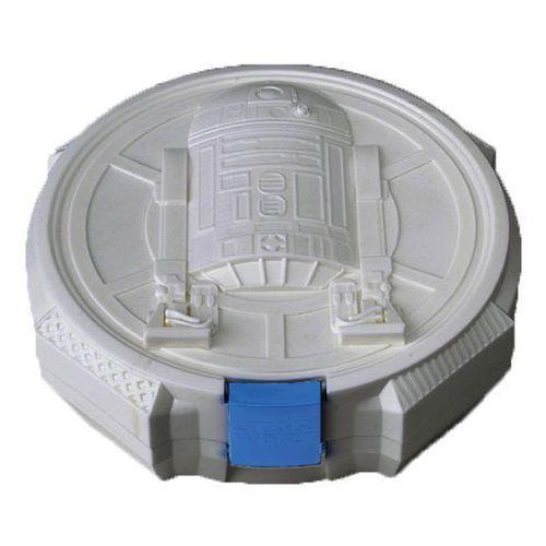 BIAŁA ŚNIADANIÓWKA LEGO R2-D2