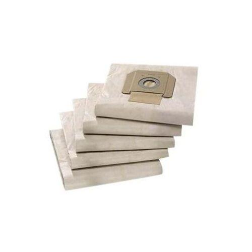Kärcher Papierowe worki filtracyjne (5 sztuk)