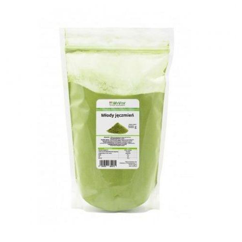 Młody zielony jęczmień.. sproszkowana.. trawa 500g marki Myvita