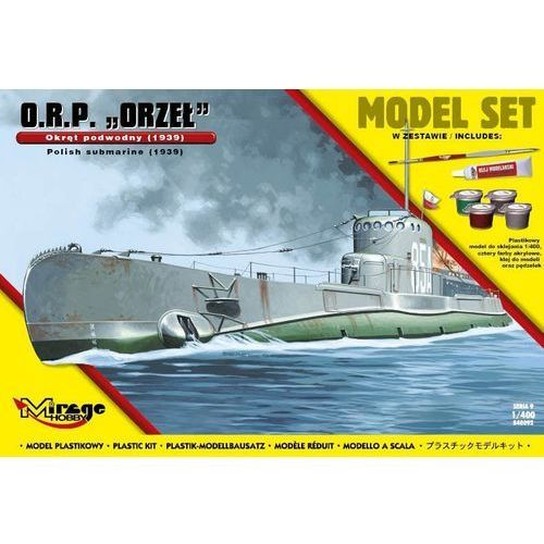"""Mirage Okręt podwodny orp """"orzeł"""" (5901463840927)"""