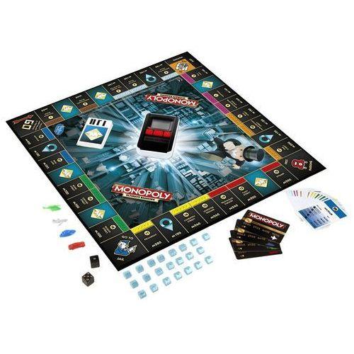 Gra monopoly ultra banking - darmowa dostawa od 199 zł!!! marki Hasbro