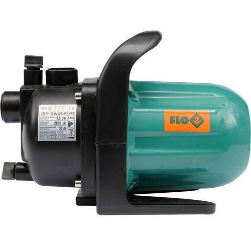 Pompa ogrodowa 600w / 79912 / FLO - ZYSKAJ RABAT 30 ZŁ (5906083799129)
