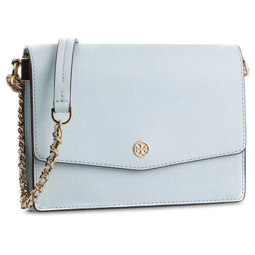 Tory burch Torebka - robinson convertible shoulder bag 46333 seltzer 400