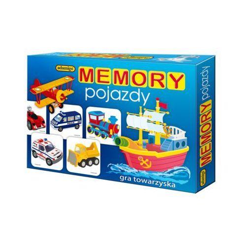 Pojazdy Memory (5902410005710)