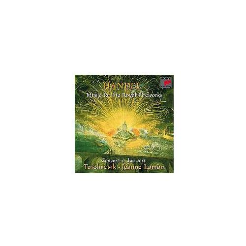 Music For The Royal Fireworks/concerti, SK63073