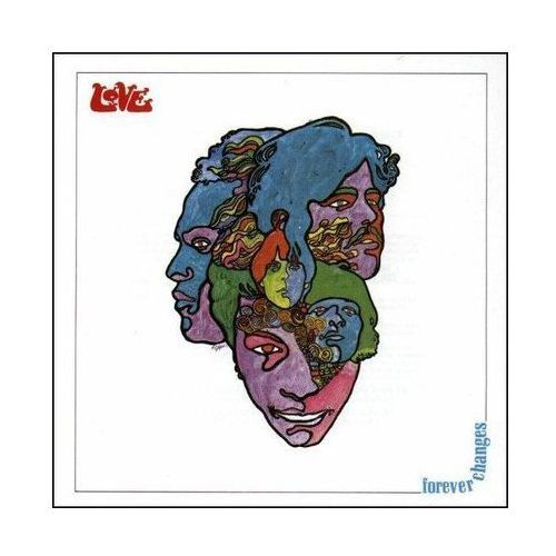 FOREVER CHANGES - Love (Płyta winylowa), 8122797115