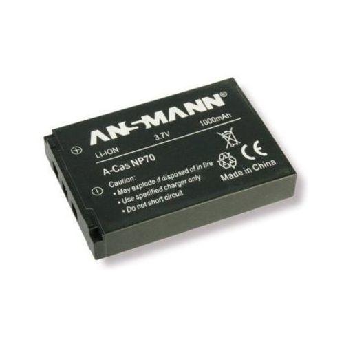 Akumulator ANSMANN A-Cas NP 70 (1000 mAh), AFANS044498 (488872)