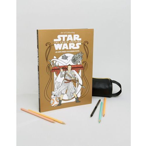 Star Wars The Force Awakens Colouring Book - Multi