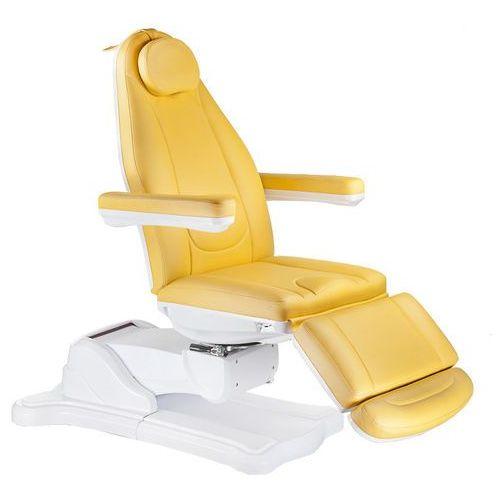 Elektryczny fotel kosmetyczny mazaro br-6672 marki Beauty system