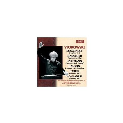 Guild Conducts: stravinsky / hinde (0795754238020)