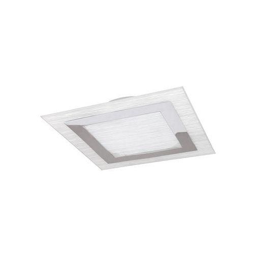 Rabalux Plafon lampa oprawa sufitowa stripe 2x60w e27 chrom 2808 (5998250328089)