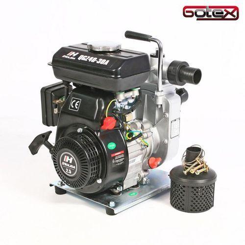 Motopompa spalinowa Holida QGZ40-30 450L/MIN, QGZ40-30