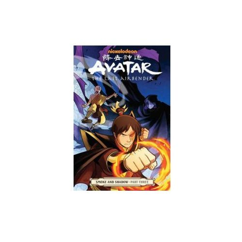 Avatar: the Last Airbender - Smoke and Shadow Part 3 (9781616558383)