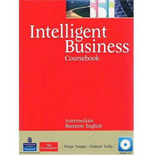 Intelligent Business Coursebook Intermediate + CD, Trappe Tonya, Tullis Graham