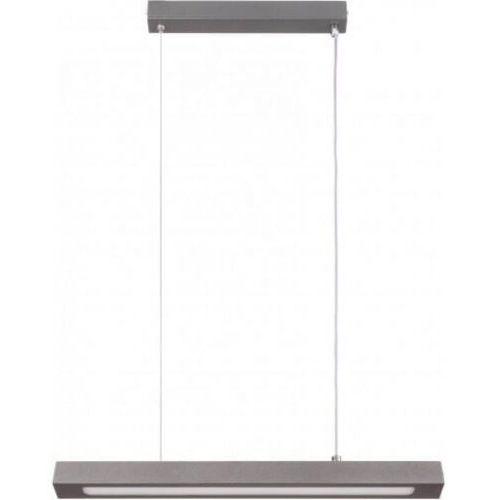 Sigma futura lux steel 66 32907 lampa wisząca zwis 1x12w led grafit