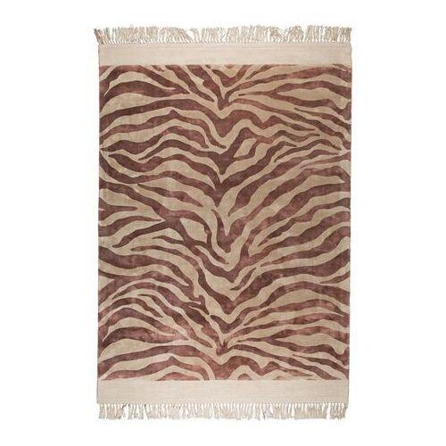 Bold monkey dywan zebra friendly 160x230 różowy bm60003