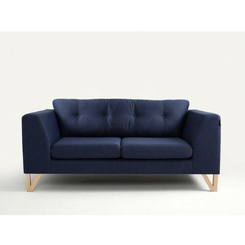 Sofa rozkładana dwuosobowa willy- różne kolory tapicerki marki Customform