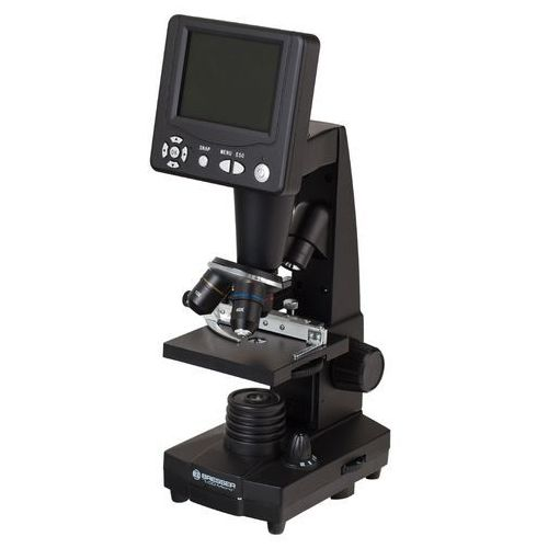 Mikroskop  lcd 50x–2000x + darmowy transport! marki Bresser