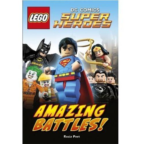 LEGO Dc Comics Super Heroes: Amazing Battles, Dk
