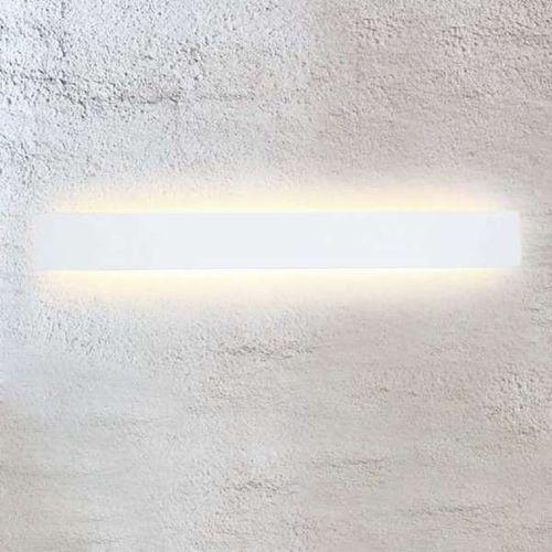 Orlicki design Kinkiet lampa ścienna ante bianco 60 metalowa oprawa prostokątna led 12w listwa biała (1000000470871)