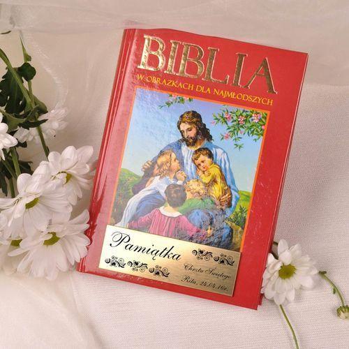 Specially4u Biblia- pamiątka chrztu świętego