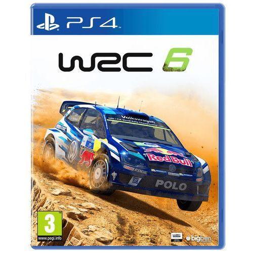 WRC 6 [kategoria wiekowa: 3+]