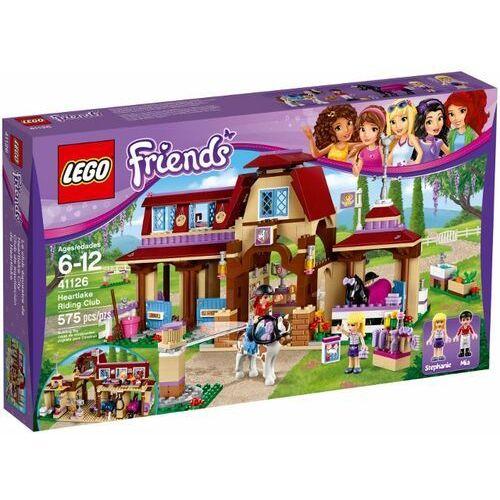 LEGO Friends, Klub jeździecki Heartlake, 41126