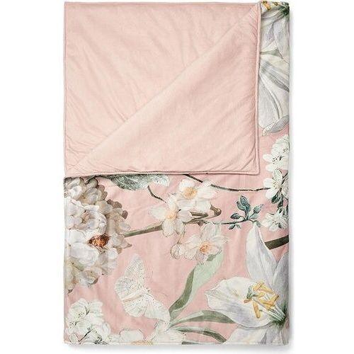 Narzuta rosalee 220 x 265 cm różowa