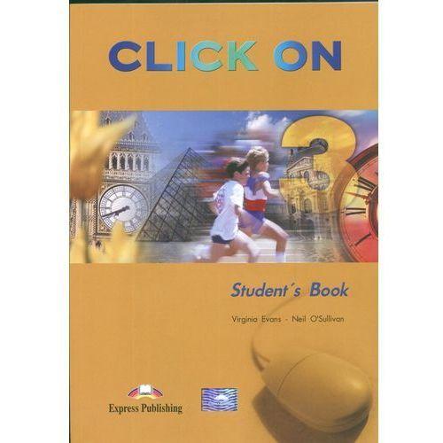Click On 3 - Student`s Book (+CD) (opr. kartonowa)