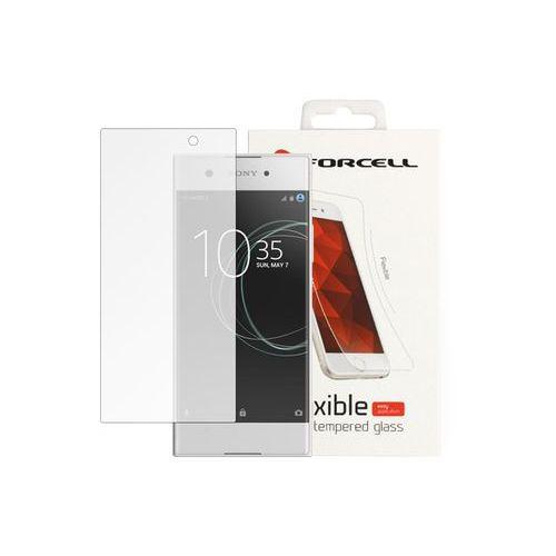 Sony Xperia XA1 - szkło hartowane Forcell Flexible Glass