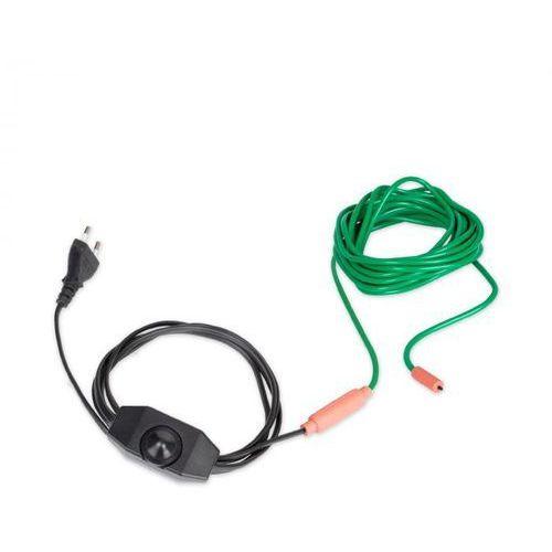 Waldbeck greenwire select 6, kabel grzewczy na rośliny, 6 m, z termostatem, ip68 (4060656157189)