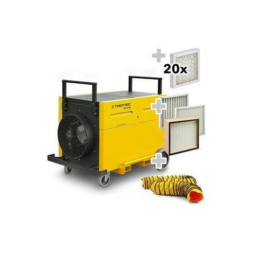 Oczyszczacz w zestawie przeciwmgielnym TAC 6500