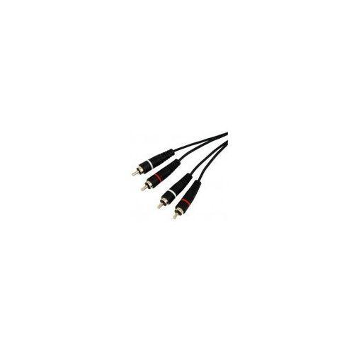 Kabel EMMERSON 2xRCA - 2xRCA 1.5 m