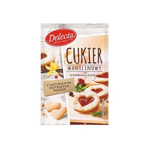 Cukier wanilinowy marki Delecta