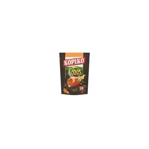 Rozpuszczalny napój kawowy kopiko java coffee 3in1 a'10 210 g marki Storck