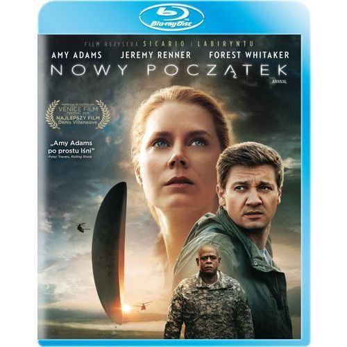 Nowy początek (Blu-ray) - Denis Villeneuve (5903570072499)