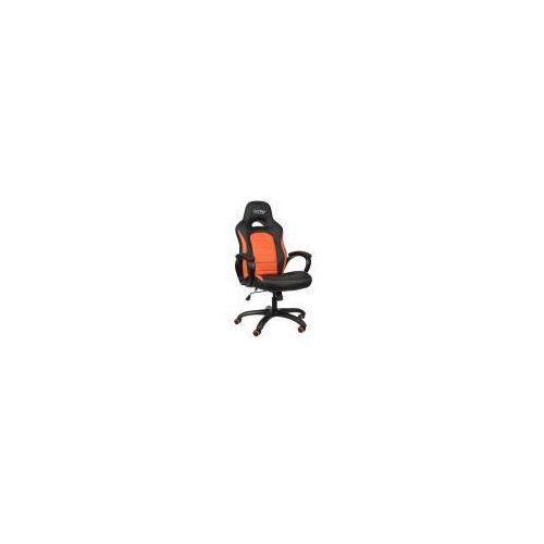 Fotel Nitro Concepts C80 Pure, Czarno-pomarańczowy (NC-C80P-BO) Darmowy odbiór w 20 miastach! z kategorii Pozostałe gry i konsole